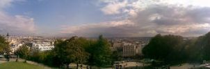 Paris Panorama by bhazler