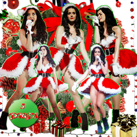 Pack png 145 Katy Perry Navidad by MichelyResources