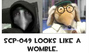 049 and Wombles by Enigma-Cat