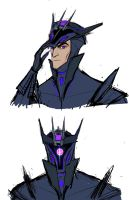 human Soundwave by Lucius007