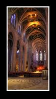Grace Cathedral Hall by Photo-Nuovo