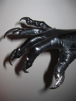 Catwoman Claws by OCCxHarleyRider
