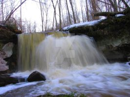 Waterfall by indrucis