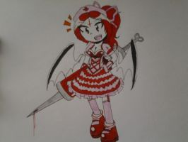 RP Starter: ''I will be taking yo blood today.'' by Music-Lovette123
