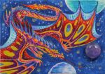 ACEO Dragon 31 by rachaelm5