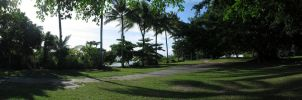 park in port douglas by Latitude1979