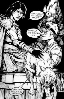 Wolves Pg15 by cqb
