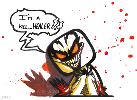 Anti-Venom is ... by Doku-Sama
