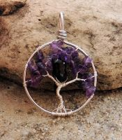 The Ravens *SOLD* by SerenityWireDesigns