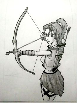 Archer! by VivekJagtap