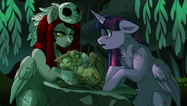 Comm:Saving Owlowiscious by Lopoddity