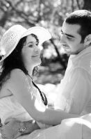 V and G Engagement 1 by JacquiJax