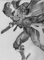 Promethean Knight, Final Stage by DraganBantiarna
