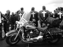christian bikers by negative-image