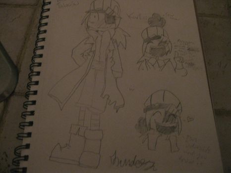 -:Karl:- First Attempt -uncolored- by Greed-Alchemist