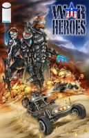 War Heroes Cover Contest by jamietyndall