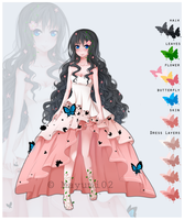 Adoptable Auction [CLOSED] by MayuAdopts