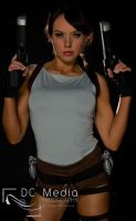 Lara Croft by DamConMedia
