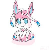 Sylveon by CaraTheHedgehog