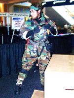 MC07 Solid Snake by Group-Photos