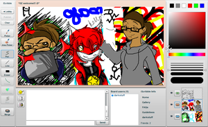 iScribble Alone... by Frenchielover4ever