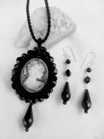 Black and white jewels by Mirtus63