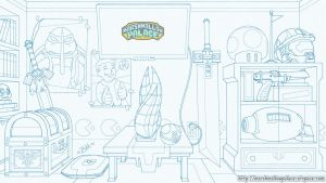 Backdrop Commission Sketch by baby-marshmallow