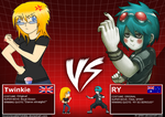 Here comes a new challenger by LisaTheRaichu