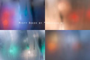 Free Misty Bokeh Textures by Obsessed-by