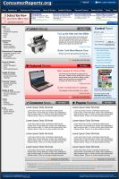 Consumer Reports by rthaut