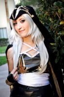 Ashe League of legends 4 by spacechocolates
