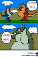 A dedicated rex 2 by NightCrestComics