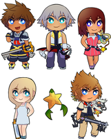 KH STICKERS by Cicre