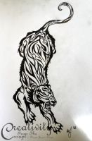 Tigress Tattoo by CreativityFTCorrupt