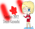 London 2012: Go Canada! by MAD-as-a-HATTER12