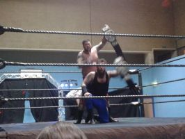 LCW Tag champs Hard Knocks Ink by WhippetWild