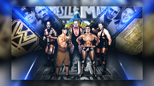Wrestlemania 29 by Llliiipppsssyyy