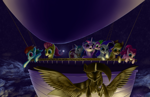 Ascension by Here-for-the-ponies