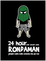 RONDAMAN cover by diru210888