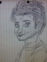 Elijah Wood by DoodleDayDream