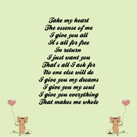 Take my heart by Words-from-my-Soul