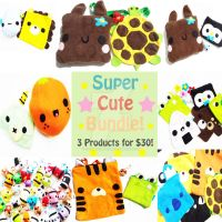 Super Cute Bundle by CosmiCosmos