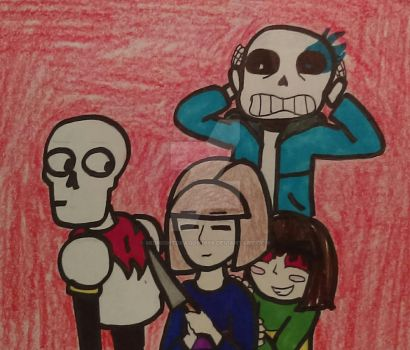 The genocide squad by midnightdragon1998