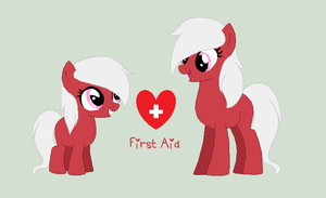 .: First Aid :. by EpiclyAwesomePrussia