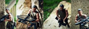 Daryl Dixon. by 13MorbidMouse13