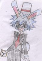 syrus as the rabbit by muziekzaholic