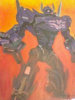 Shockwave WFC by Gizoid55