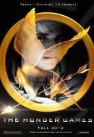 Hunger Games Peeta Poster by heatona