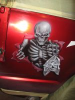 airbrushed tahoe 2 by Jonny5nLala