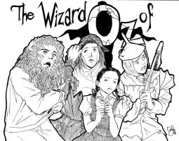 'The Wizard of Oz' for Yve by smallsushi